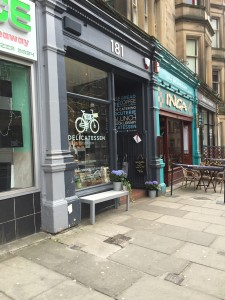 gluten free bruntsfield edinburgh