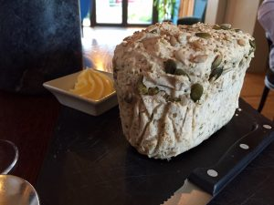 Ninth wave gluten free bread