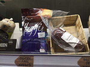 gluten free haggis edinburgh