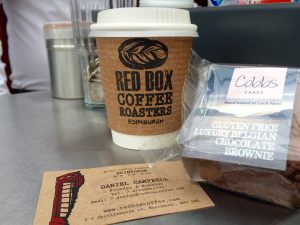 red box coffee edinburgh
